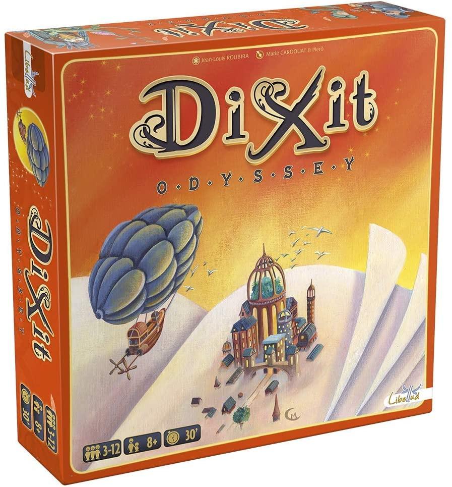 Dixit Odyssey - Juego de Mesa