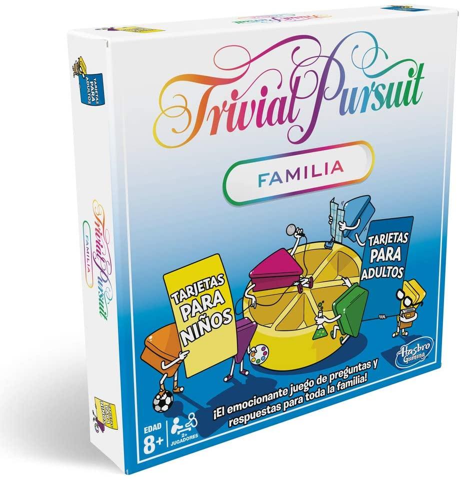 Trivial Pursuit Familia- Juego de Mesa
