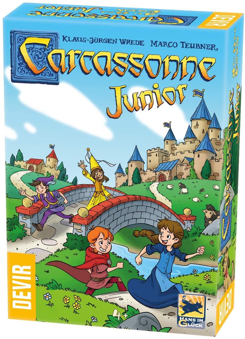 Carcassonne Junior - Juego de Mesa
