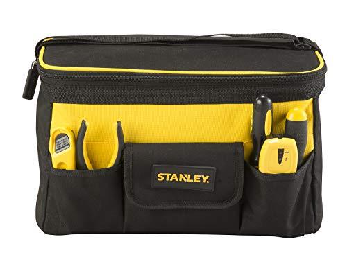 "Stanley Bolsa para herramientas profunda de tapa plana 14"" / 34 cm"