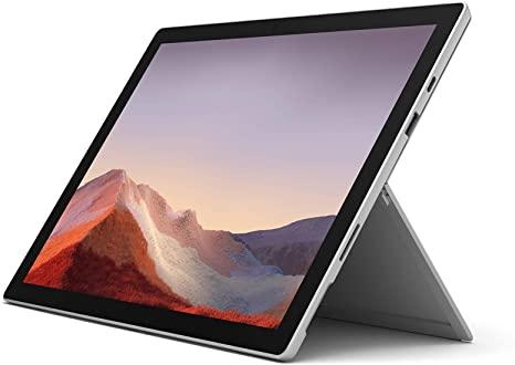 "Microsoft Surface Pro 7 - Ordenador portátil 2 en 1 de 12.3"" (Intel Core i5-1035G4, 8GB RAM, 256GB SSD, Intel Graphics, Windows 10) Negro"