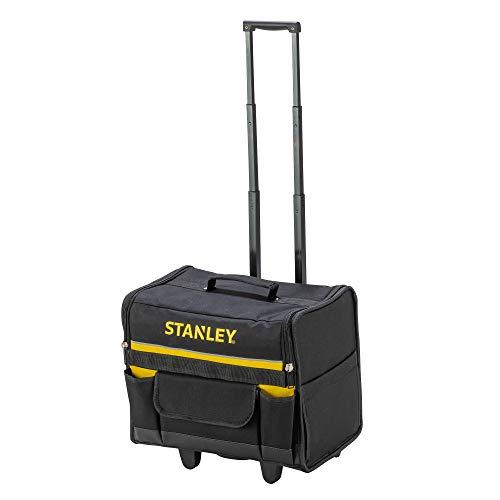 Stanley Bolsa rígida con ruedas, 44.5 x 25.5 x 42 cm