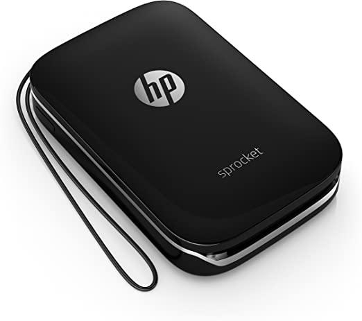 HP Sprocket Z3Z92A Impresora fotográfica instantánea portátil,