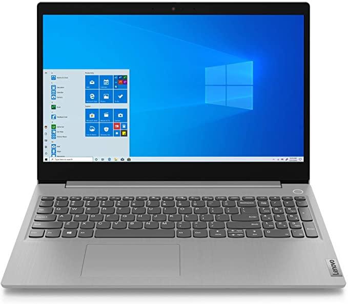 "Lenovo IdeaPad 3 - Ordenador Portátil 15.6"" FullHD (Intel Core i5-1035G1, 8GB RAM, 512GB SSD, Intel UHD Graphics, Windows 10 Home) gris"