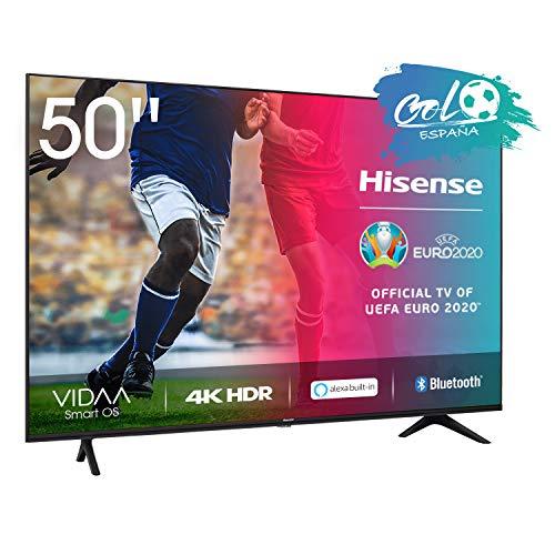 "Televisor 4K con Alexa Hisense de 50"""