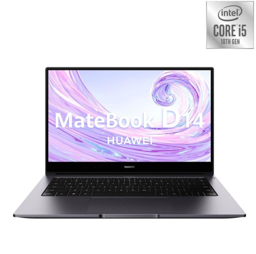 Portátil Huawei MateBook D14 i5, 8GB, 256GB SSD