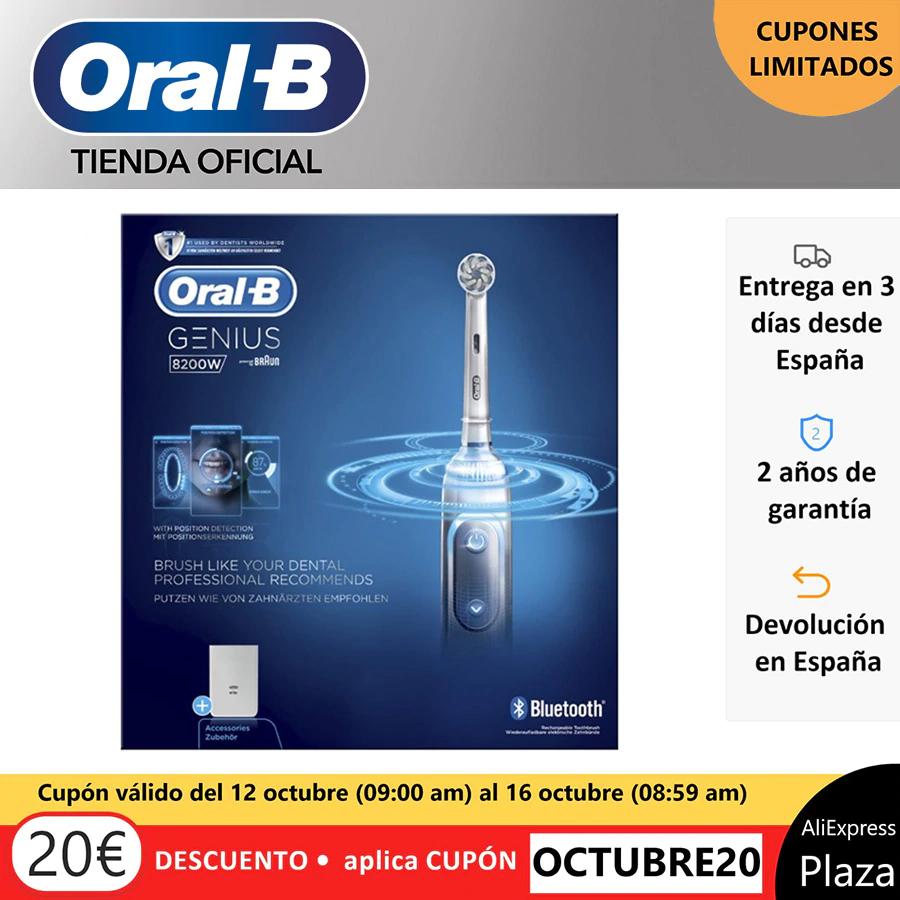 Oral B Genius 8200W