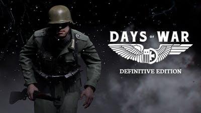 DAYS OF WAR DEFINITIVE EDITION (Steam)