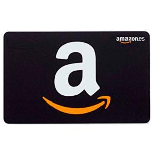 6€ GRATIS al comprar Cheque de 30€ en Amazon