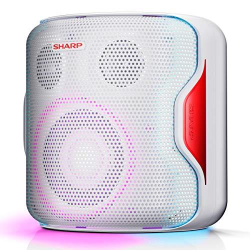 Sharp PS-919 (WH) Altavoz con TWS, Bluetooth 5.0