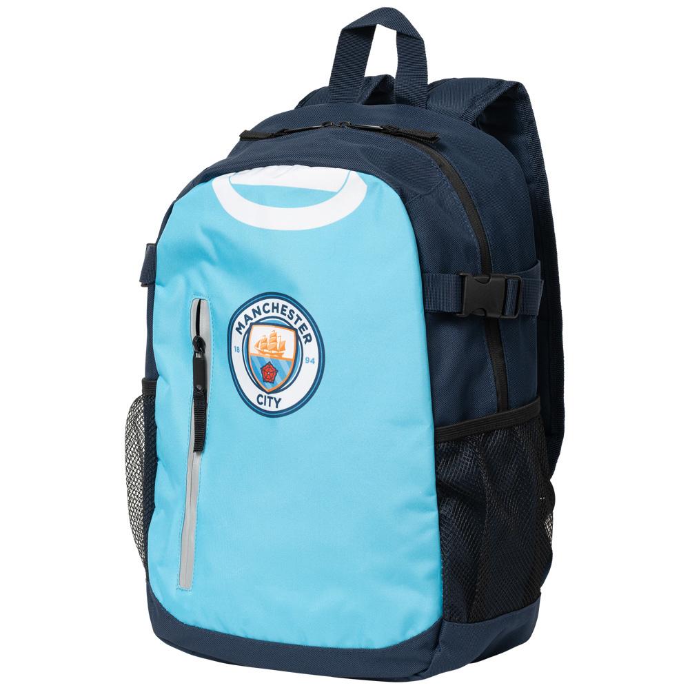 Fan Core Mochila Manchester City FC