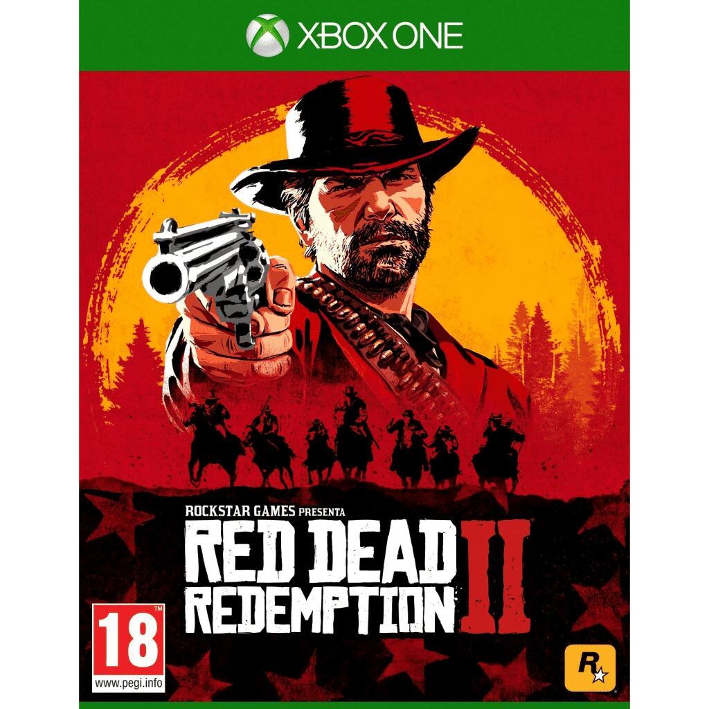 Red Dead Redemption 2 Xbox One (Solo Canarias) Mediamarkt
