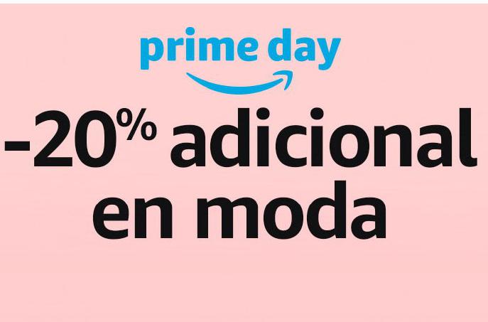 Recopilatorio de ofertas muy interesantes en Moda Amazon con el 20% adicional incluido