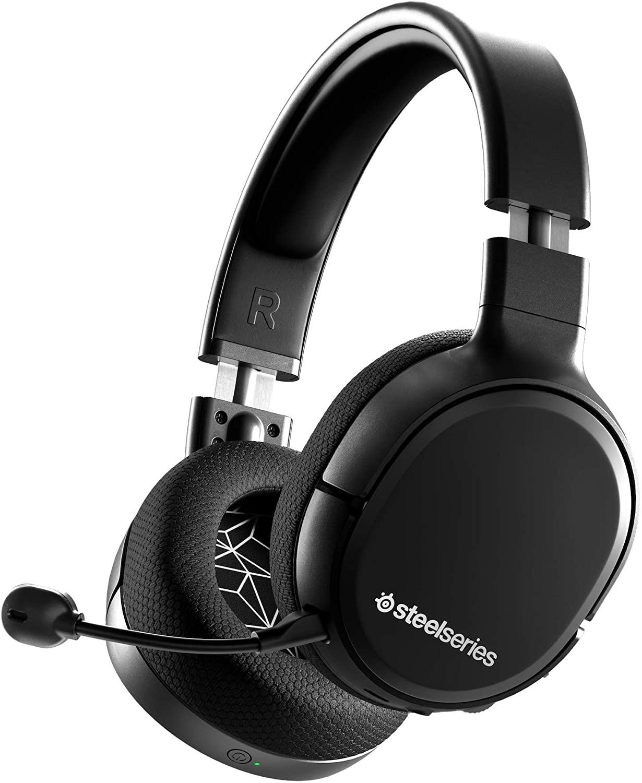 SteelSeries Arctis 1 Wireless – USB-C Inalámbrico – Negro