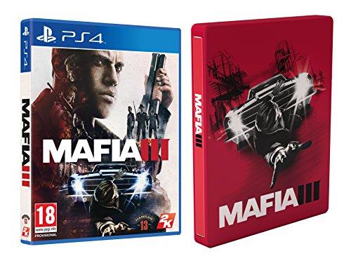 Mafia III + Steelbook [Importación Francesa]