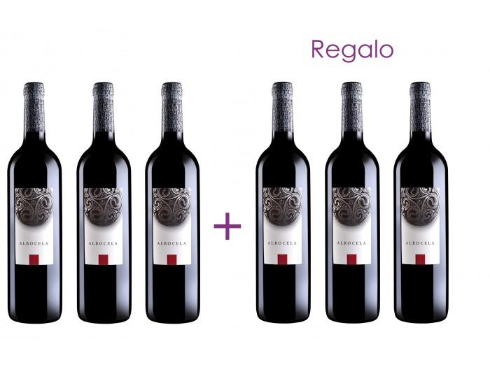 6x Botellas Vino Reserva 2007