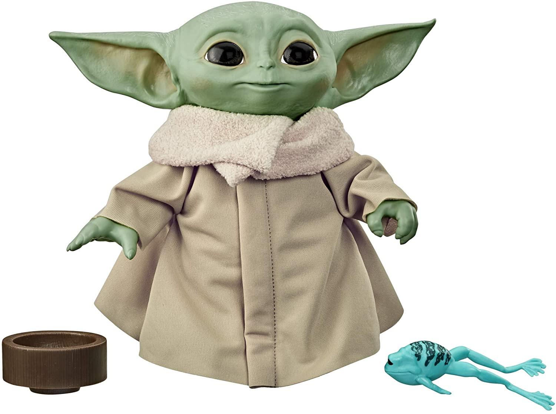 Star Wars Baby Yoda The Child Peluche