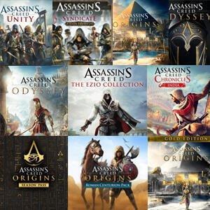 STEAM oficial :: -85% descuento franquicia Assassin's Creed