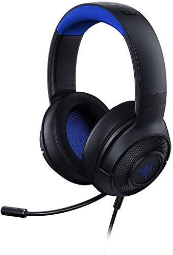 Razer Kraken X con sonido Envolvente 7. - PC, Mac, PS4, Xbox One & Switch 1, Controles en los Auriculares,