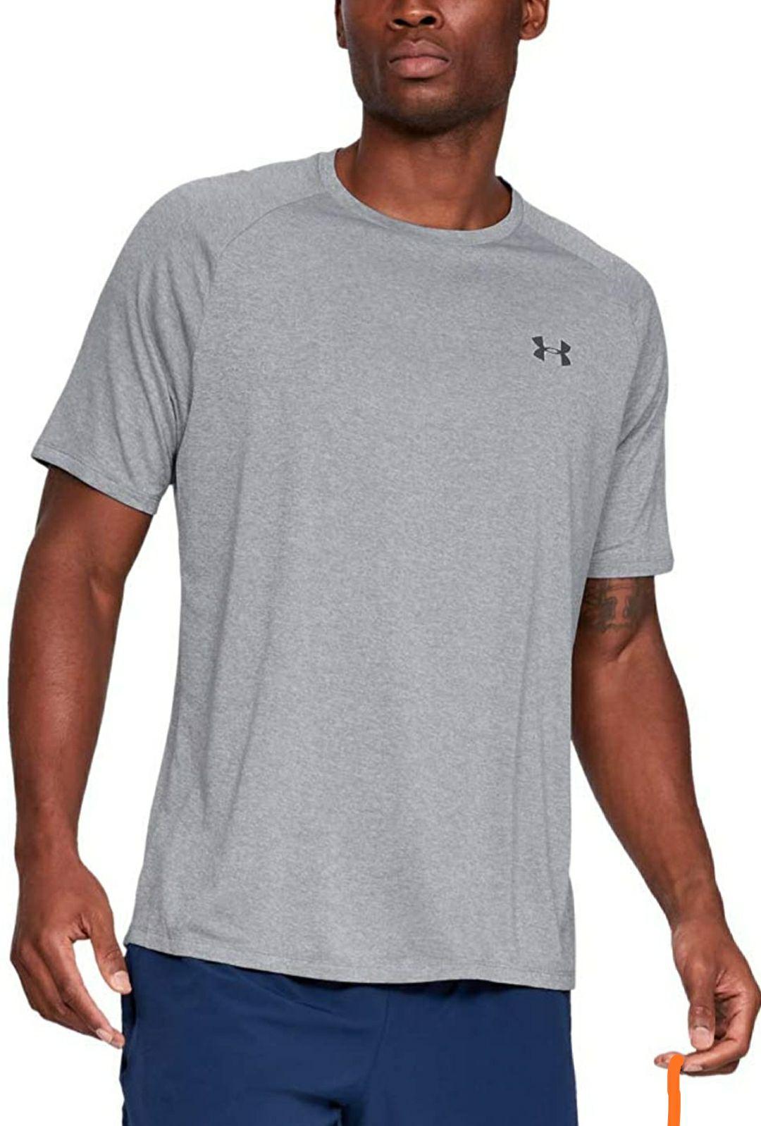 Camiseta Under Armour. Tallas S y M. Otros colores y tallas también a ese precio