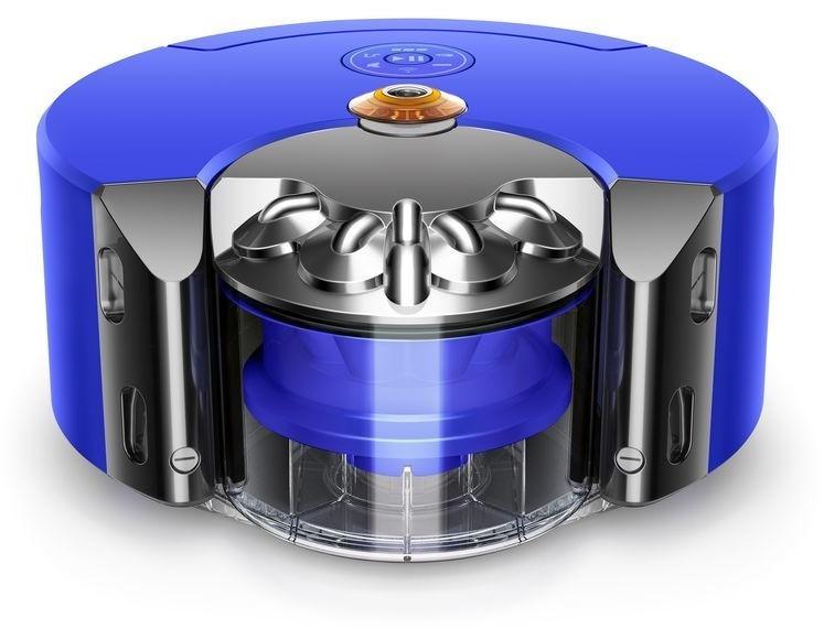 Robot aspirador dyson 360