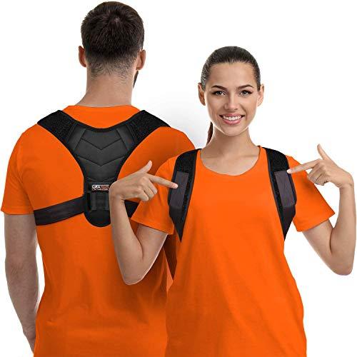Corrector de postura corporal anti-chepas