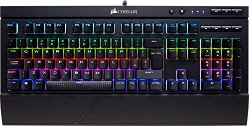Teclado gaming Corsair K68 RGB (reaco como nuevo)
