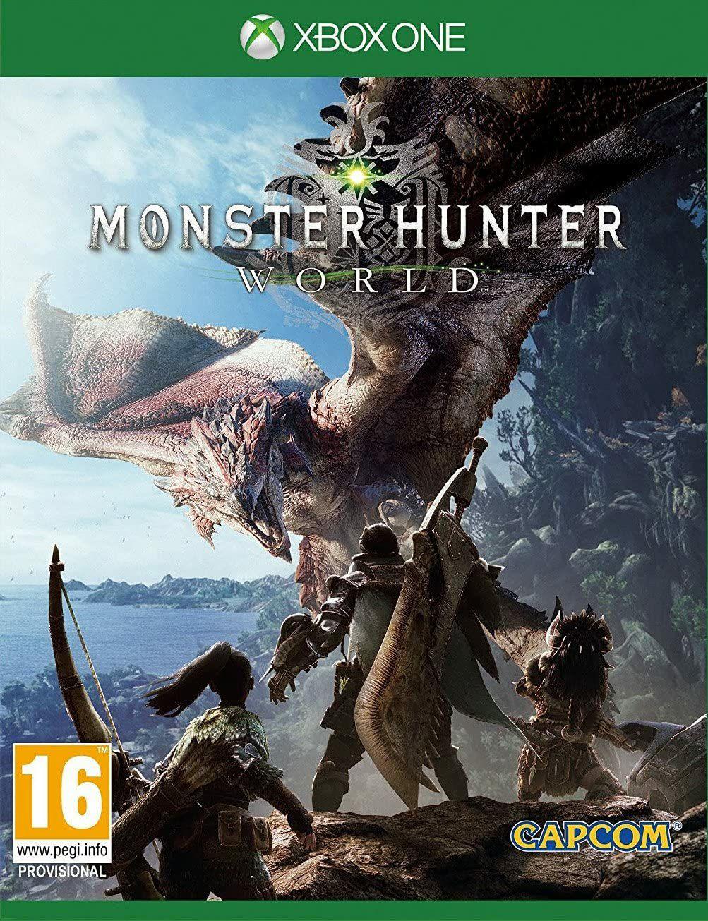 Monster Hunter World- Xbox One
