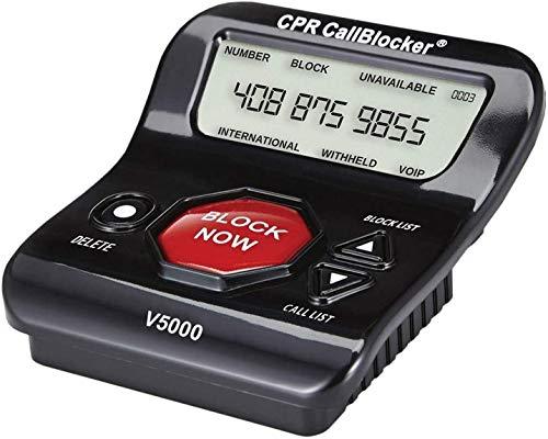 CPR V5000 Bloqueador de llamadas