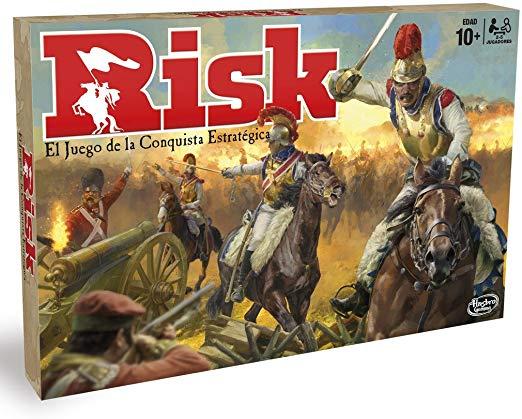 Juego Risk versión española solo 25.7€