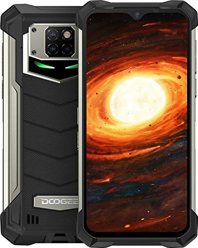 DOOGEE S88 Pro 10000mAh 6GB-128GB 6.3 FHD+Pulgada IP68/IP69K Android 10, LED/NFC/GPS