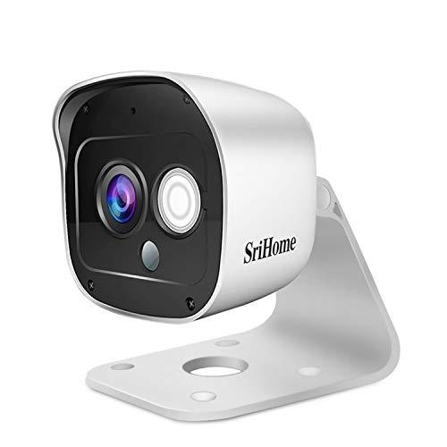 *Minimo Historico* Cámara de Vigilancia WiFi SriHome SH029, Cámara IP 1296P