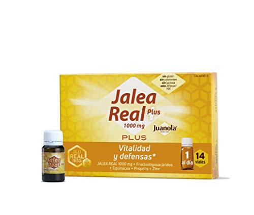 Juanola Jalea Real Defensas y Vitalidad