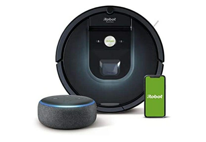 iRobot Roomba 981 + Altavoz Alexa