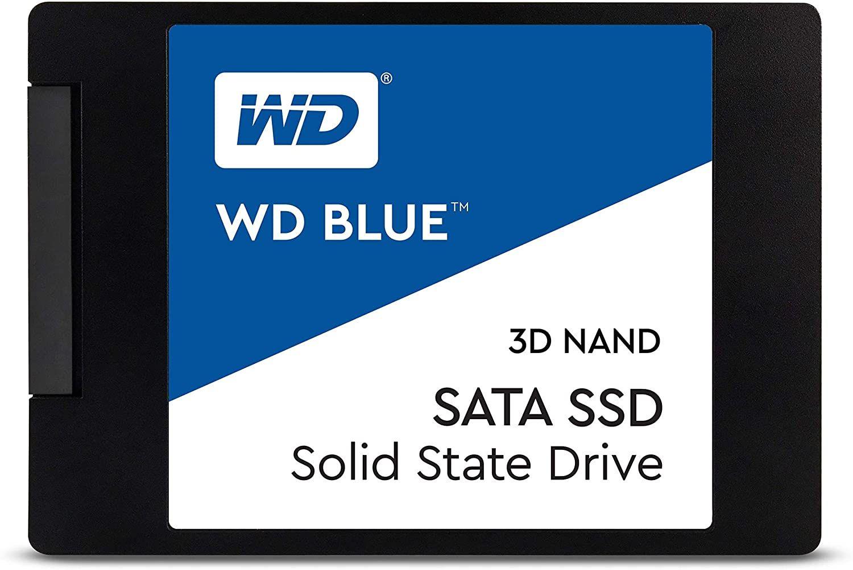 SSD WD Blue 2TB 3D NAND [Prime Alemania]