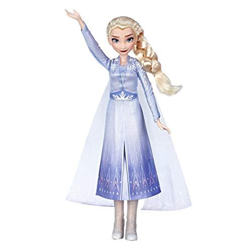Elsa cantarina Frozen ii