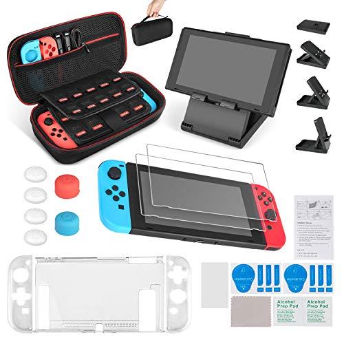 Kit de Accesorios Nintendo Switch