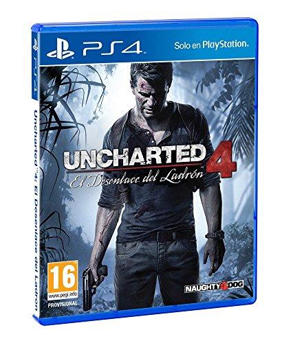 Uncharted 4 Ed.Física vuelve a bajar de precio