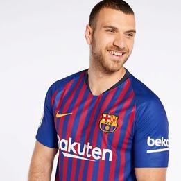 Camiseta FC Barcelona - 1° Equipación