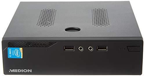 MiniPC Ordenador de Sobremesa (Intel Core i3-5005U, 8GB RAM, 512GB SSD, Intel HD Graphics, sin Sistema Operativo)