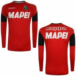 Kappa T-shirt sport Active Jersey Man ABU SASSUOLO Soccer sport USC Shirt