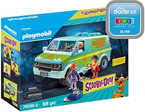 Máquina del misterio Scooby Doo Playmobil
