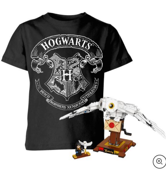 Harry Potter Hedwig Lego Bundle