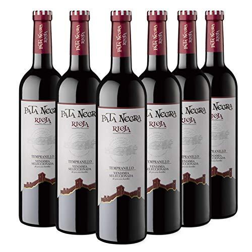 Pata Negra D.O Rioja, Pack de 6 Botellas