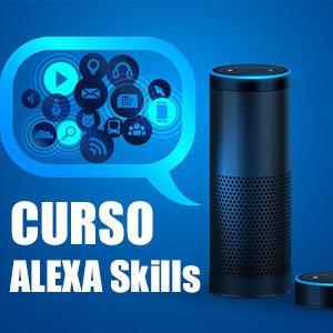 Curso creación de aplicaciones de voz Alexa Skills (Udemy, Español)