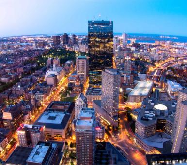 Vuelo a Boston directo desde Barcelona solo 78€