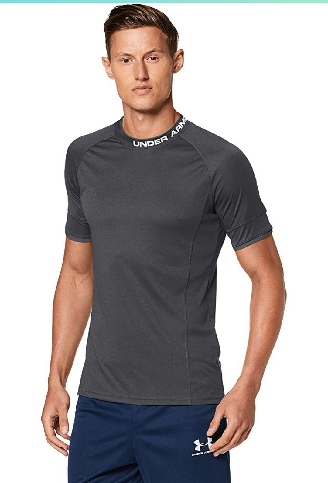 Camiseta Under Armour. Talla S-M.