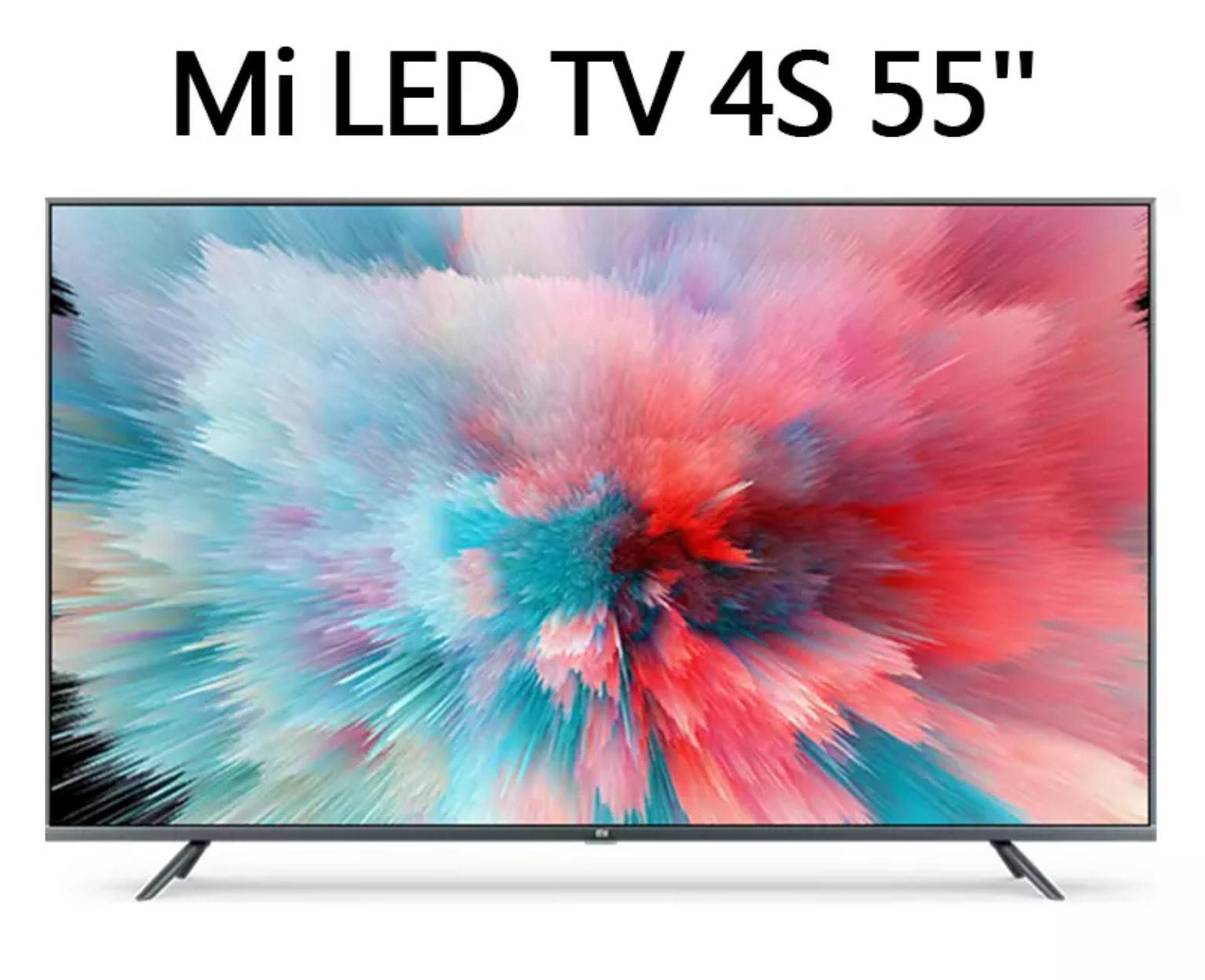 TV Xiaomi 55 pulgadas