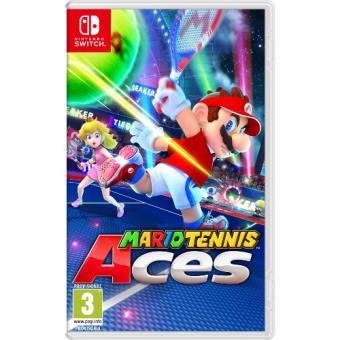 Mario Tennis Aces Nintendo Switch (35,74 € socio | 38,49 € no socio)