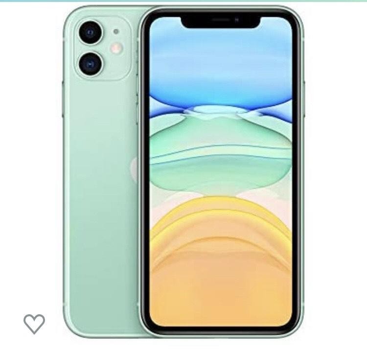 Apple iPhone 11 (64 GB) Verde